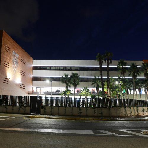 British School Gandía fachada