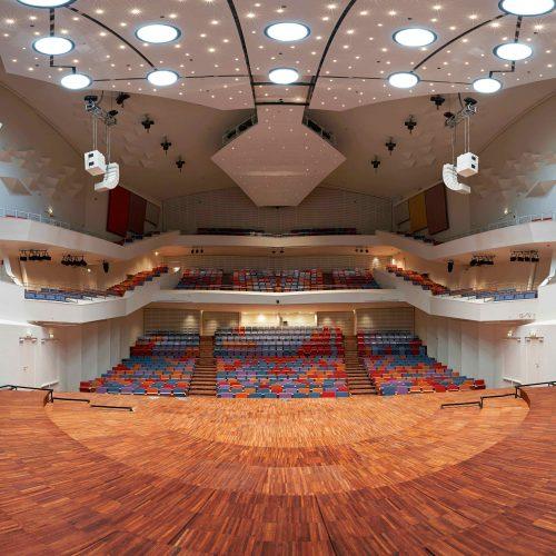 Great Amber Hall escenario