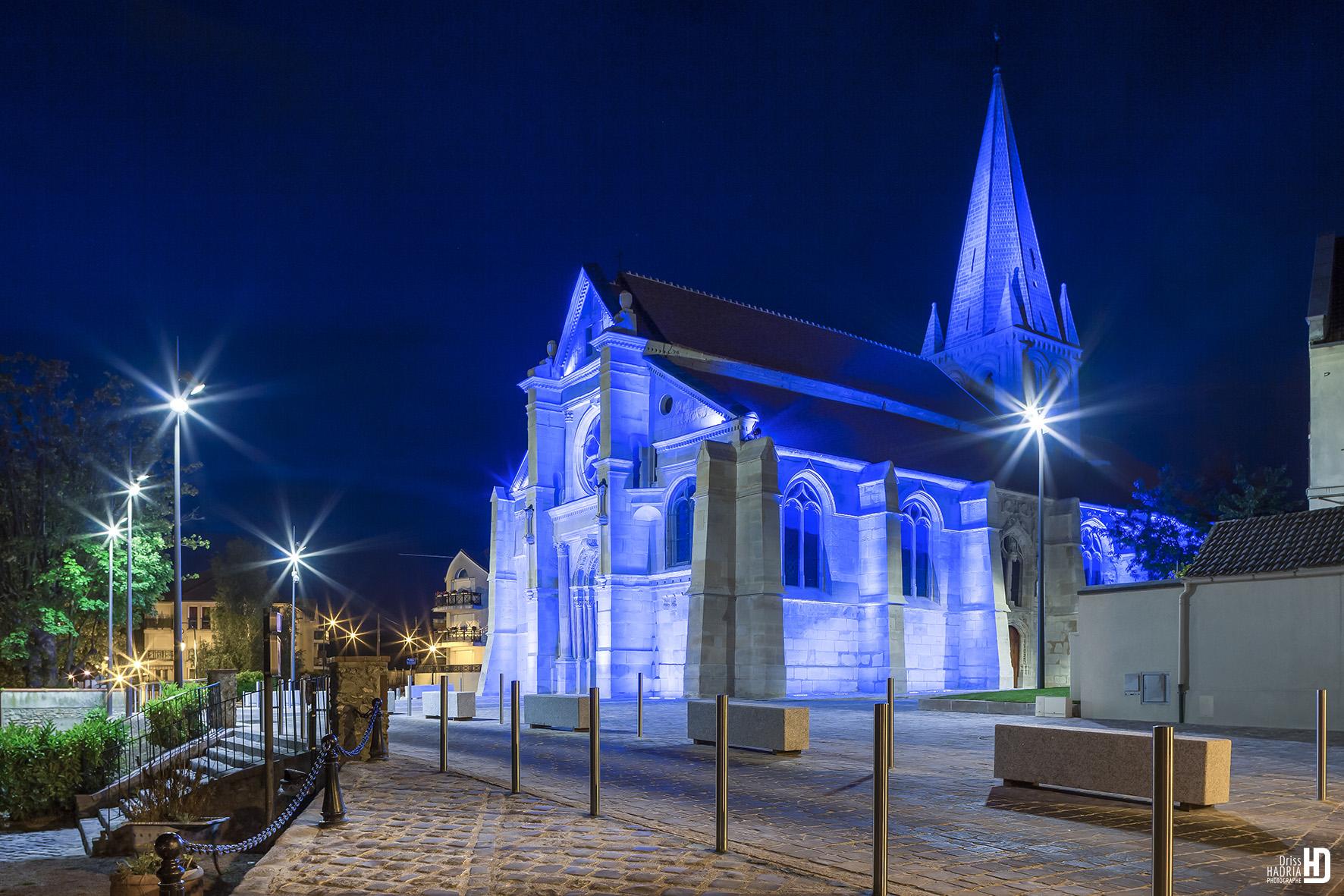 Iglesia de Sacelles exterior