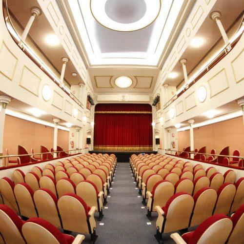 Patio de butacas Teatro Apolo Almeria