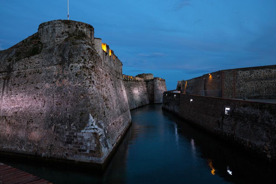 Murailles Royales de Ceuta