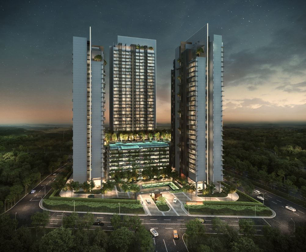 Grande medini Malasia exterior fachada