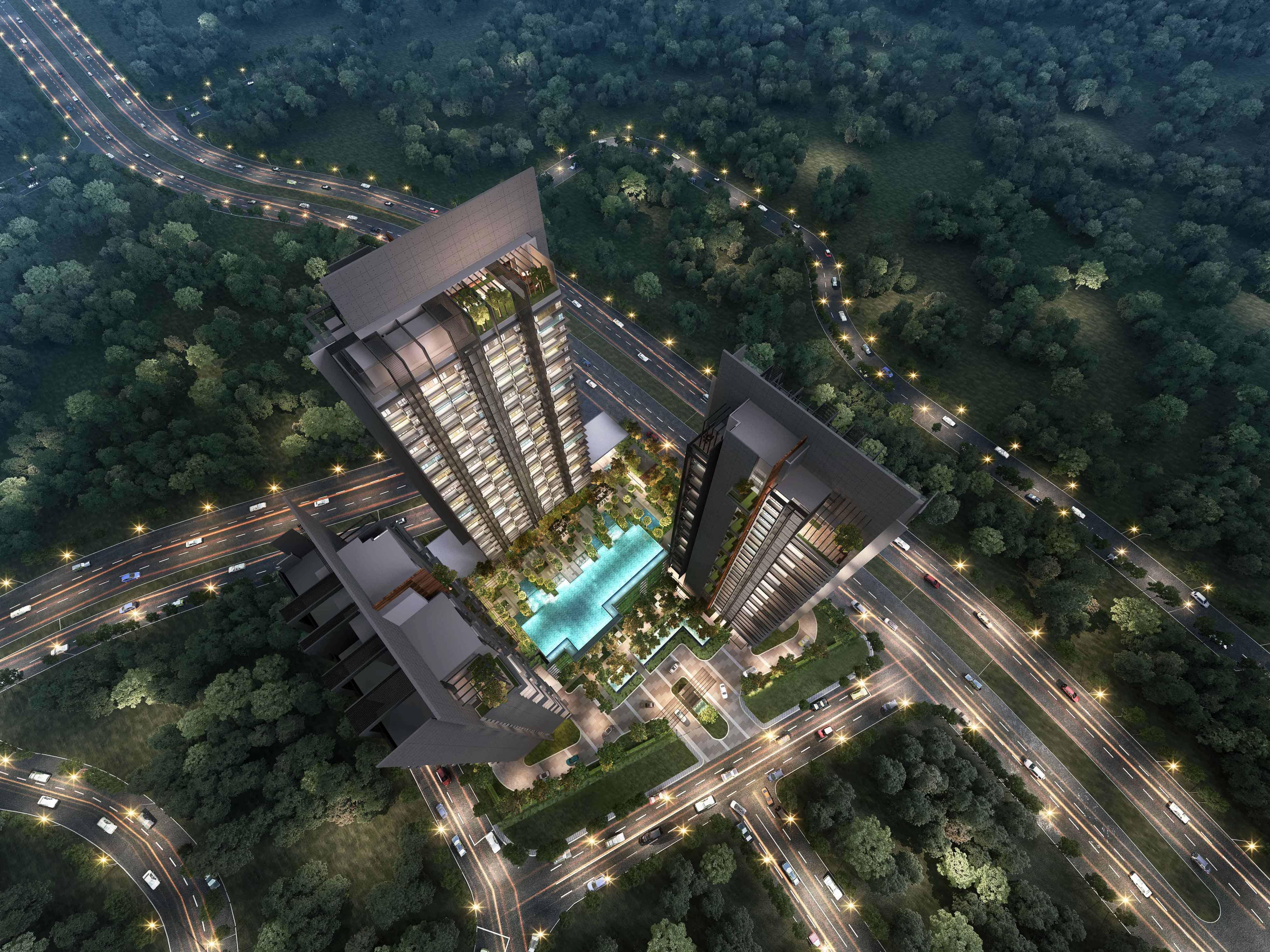 Grande medini Malasia fachada