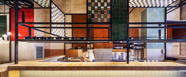 Cuisine Restaurant Disfrutar - Barcelone