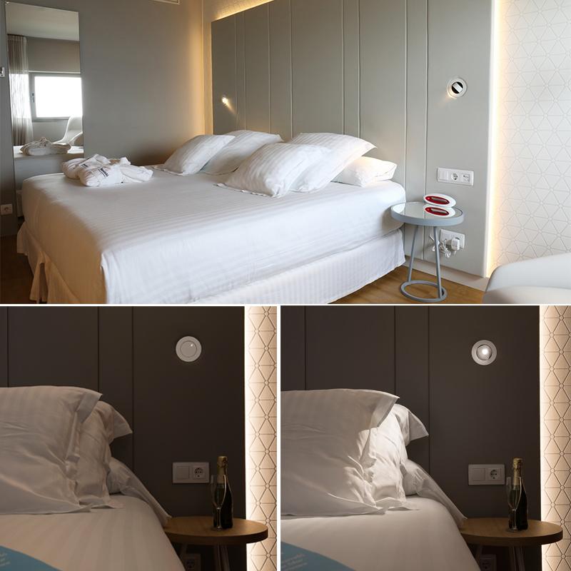 Habitaciones Hotel Occidental Atenea Mar