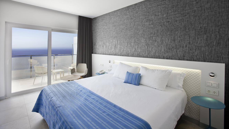 Hotel Suitopia Alicante vistas mar